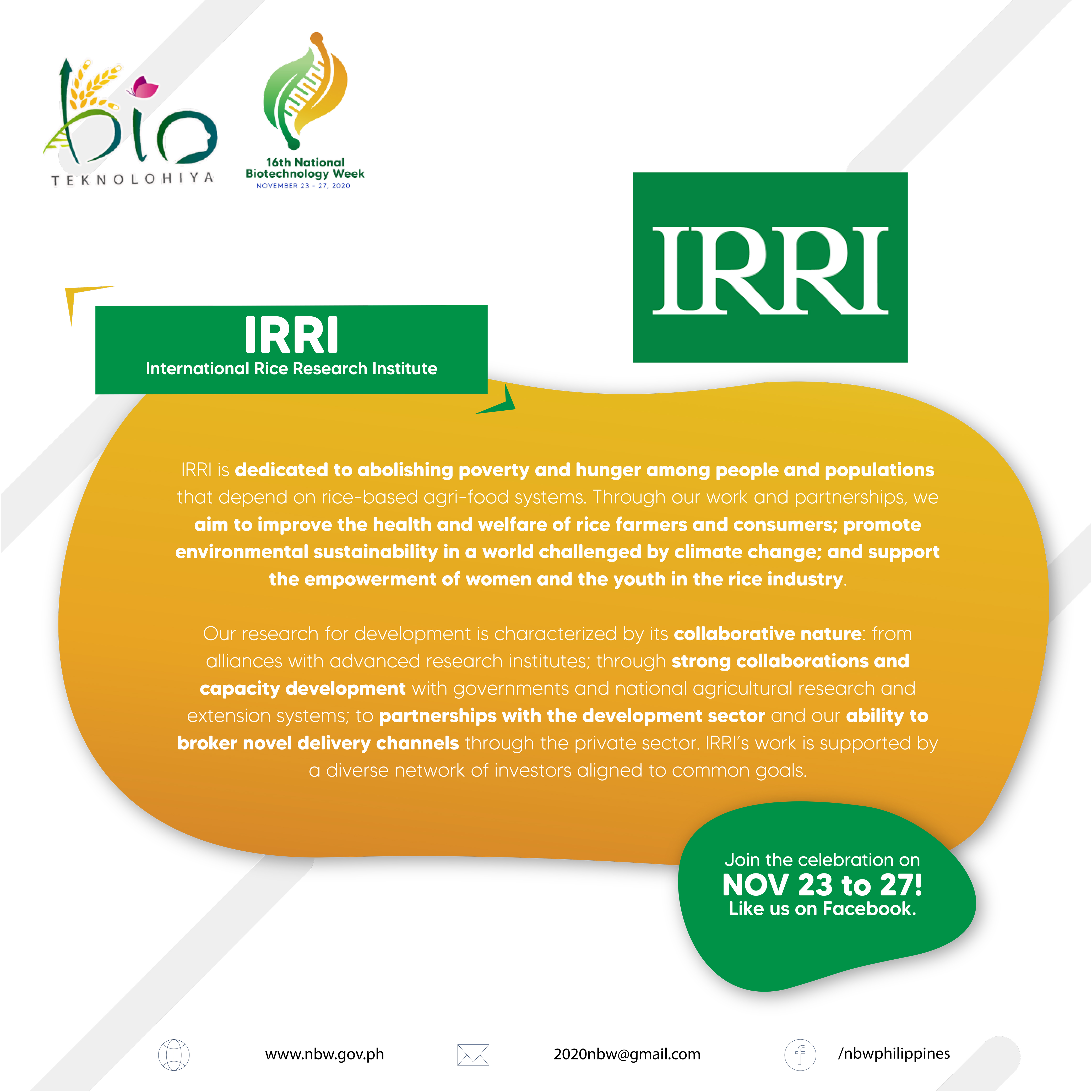 Agency-Profile-14_IRRI